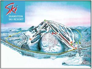 Svanstein Ski Resort - Hotel - Övertorneå