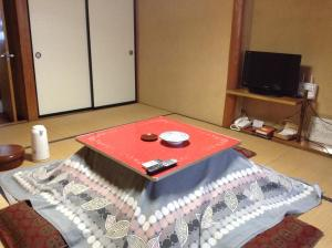 Japanese-Style Twin Room with Shared Bathroom Chitosekan