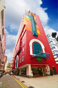 Oxford Hotel, Сингапур