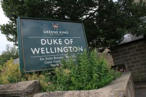 Duke Of Wellington - Residential Country Inn, Penziony – hostince  Matlock - big - 27