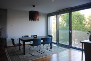 Sunrise Maribor apartment with private parking