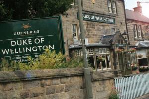 Duke Of Wellington - Residential Country Inn, Penziony – hostince  Matlock - big - 26