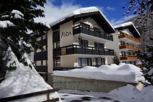 Haus Aida - Apartment - Saas-Fee
