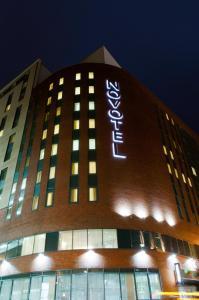 Novotel Liverpool Centre, Отели  Ливерпуль - big - 35