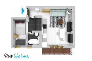 Rent like home Bugaj 14
