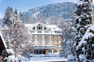 Le Grand Bellevue - Hotel - Gstaad