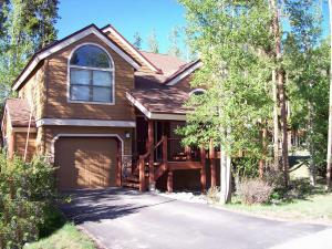 Breckenridge Mtn. Village #132 - Beautiful Private Home with Outdoor Hot Tub - Hotel - Breckenridge