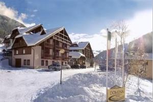 Pejo appartamento in albergo vicino campo da sci-  - AbcAlberghi.com