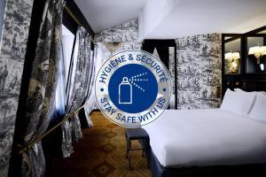 Location gîte, chambres d'hotes Hôtel de Joséphine BONAPARTE dans le département Paris 75