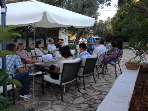Masseria Salinola, Отели  Остуни - big - 14