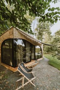 Charming Slovenia - Forest Glamping Resort Blaguš