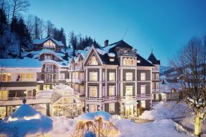 ERIKA Boutiquehotel Kitzbühel, Neueröffnung 12-2020 - Hotel - Kitzbühel