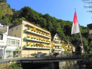 3 hvězdičkový hotel Hotel Heissinger Bad Berneck im Fichtelgebirge Německo