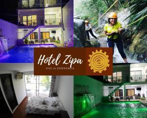 Hotel Zipa Villeta