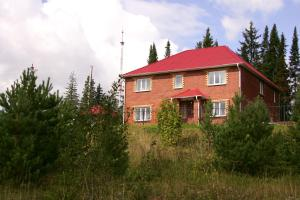Гостиницы Нижних Сергов