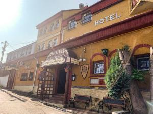 Aranykorona Hotel in Miskolc