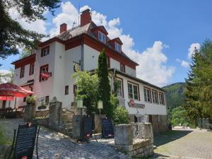 Accommodation in Drahkov