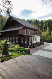 Гостевой дом Leontopodium Teletskoye