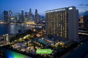 Mandarin Oriental, Singapore (SG Clean)