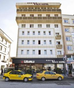 Отель Kucuk Velic, Газиантеп