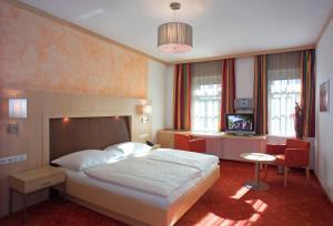 3 hvězdičkový hotel Hotel Restaurant Wallner Sankt Valentin Rakousko
