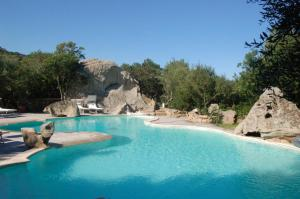 Villa with one bedroom in Olbia with shared pool enclosed garden and WiFi 2 km from the beach