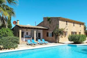 Villa with 4 bedrooms in Cas Concos des Cavaller with private pool and WiFi