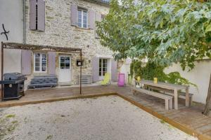House with 5 bedrooms in Jonquerettes with enclosed garden and WiFi - Hotel - Jonquerettes