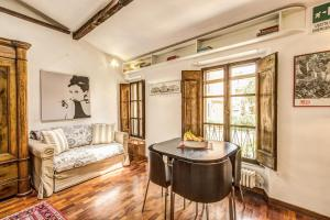 Apartment with one bedroom in Roma with WiFi - abcRoma.com