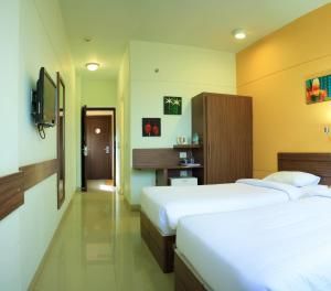 Ginger Tirupur, Hotels  Tiruppūr - big - 19