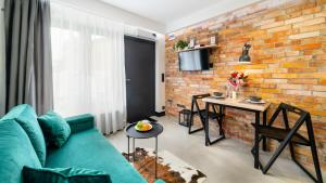 Apartament typu studio BERGA