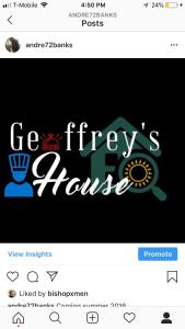 Geoffrey's house