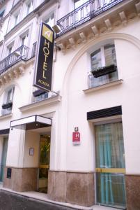 Hotel Acadia - Astotel, Szállodák  Párizs - big - 24