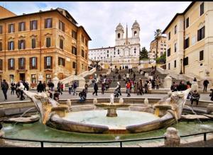 Appartamento Piazza di Spagna - abcRoma.com