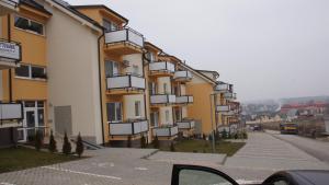 Apartmany Podhajska, Подгайска