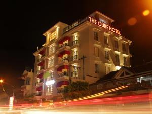 The Cube Hotel - Mergangsan