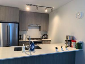 郁金香.Brand New apartment 3 Bedroom richmond centre - Hotel - Richmond
