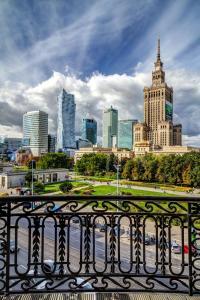 Hotel Polonia Palace, Hotel  Varsavia - big - 16