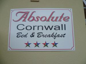 Absolute Cornwall Bed and Breakfast