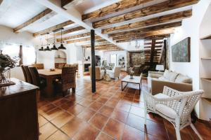 Accommodation in Villavieja del Lozoya