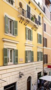 Garibaldi Suites Piazza Di Spagna - abcRoma.com