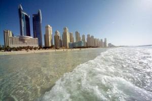 2BR Beach front Sea View - Dubai