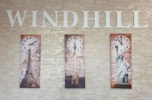 Готельний комплекс WindHill