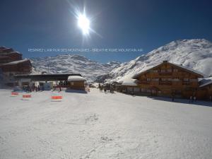 Location gîte, chambres d'hotes L'Isatis Chalet Hotel dans le département Savoie 73