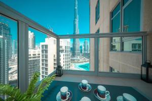 Durrani Homes - Residences LUX Two Bedroom & Burj Khalifa Fountain view - Dubai
