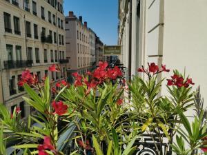 Location gîte, chambres d'hotes Hôtel Vaubecour dans le département Rhône 69