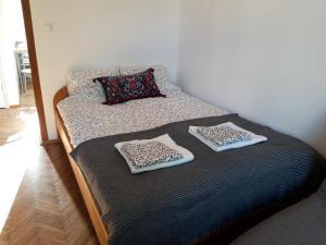 White Apartment House