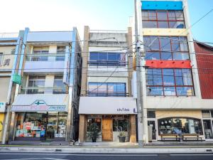 chAho Hostel Nirasaki / Outdoor Base