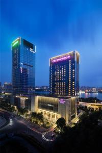 Crowne Plaza Fuzhou Riverside, an IHG hotel
