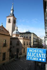 Hostal Alicante, Мадрид